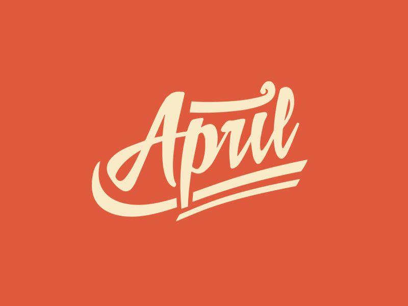 April by Jeff Archibald