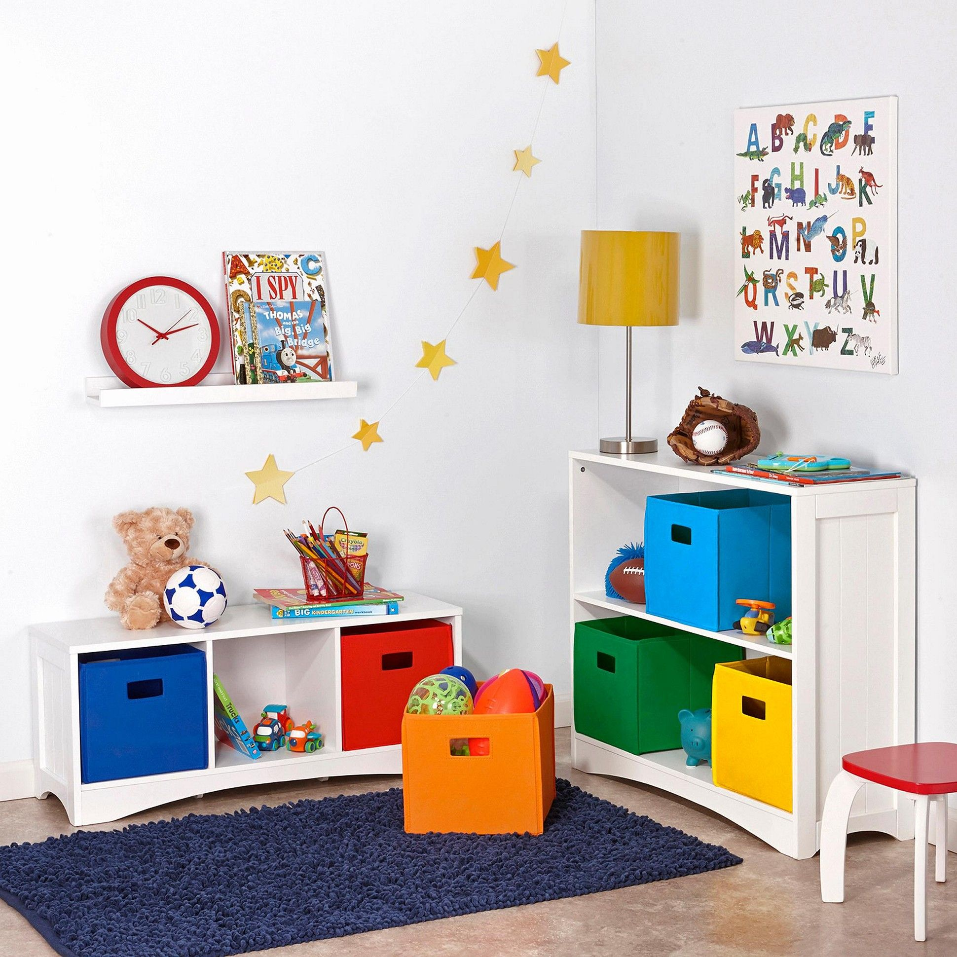 Toy Storage Ideas DIY Plans In A Small Space That Your Kids Will ...