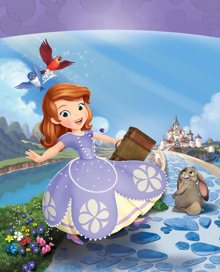 Il était Une Fois Les Princesses Disney : était, princesses, disney, Avons, Regardé, Princesse, Sofia, Disney, Junior., Prochains, épisodes, Avril, 10h30,, Mercredis, Junior,, Sofia,, Petite