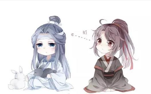 魔道祖師 - Google 搜尋   Art. Anime