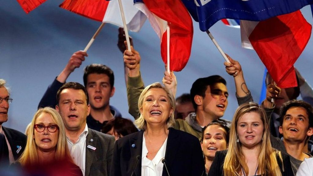 Who's funding France's far right? National front, Latest