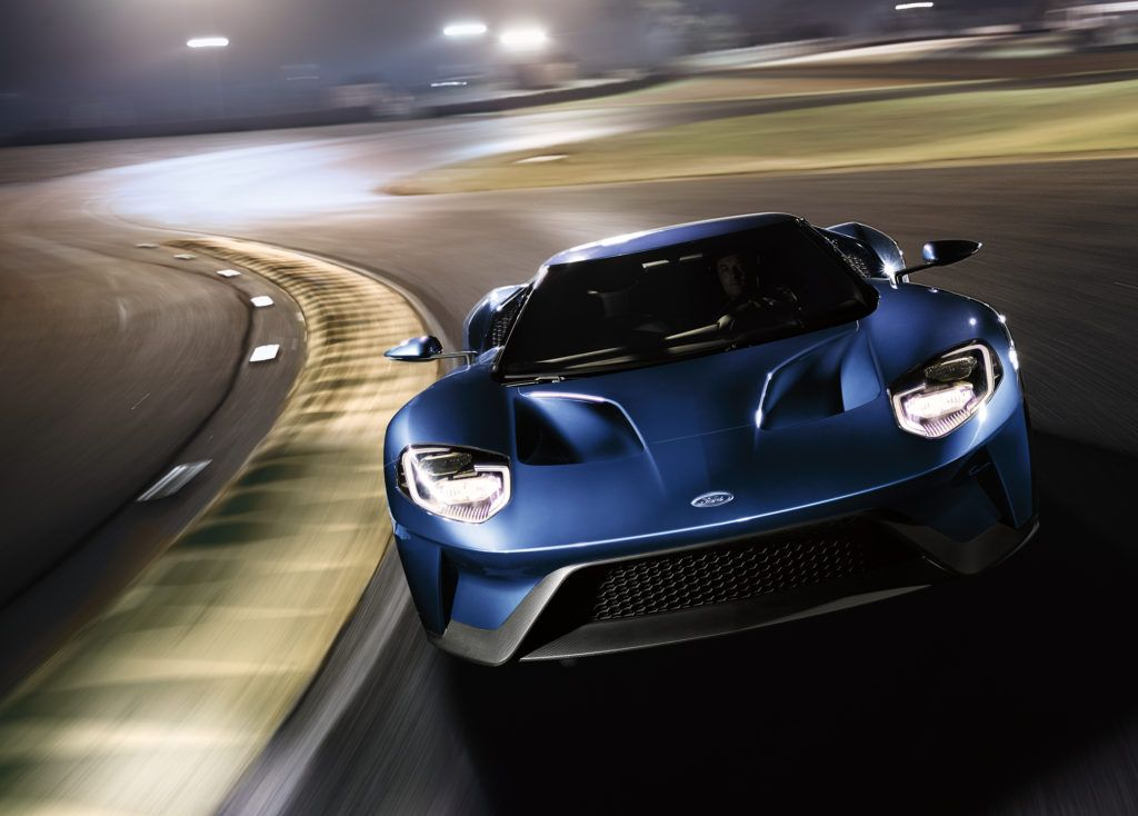 2017 Ford Gt Is Fastest Production Ford Ever Car Ford Ford Gt