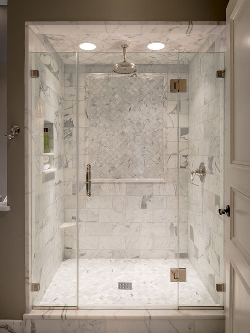 Houzz Luxury Showers Design Ideas Remodel Pictures Bathroom Shower Design Shower Remodel Bathroom Remodel Shower