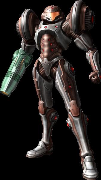 File Dark Suit Mp2 Artwork 01 Png Samus Metroid Samus Metroid