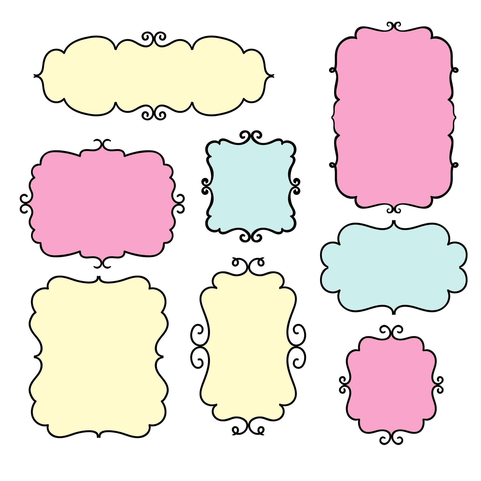 Скрапбукинг шаблоны, открытки для