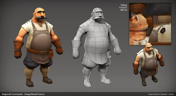 """Character Design """"Old Guy"""" Research and Inspiration, A"""