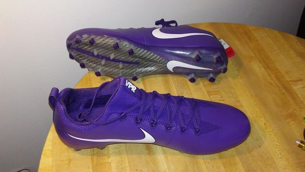 21a20eda4a05 Nike Vapor Untouchable Pro CF Football Cleats Purple Orchid 922898-515 Size  16   Sporting Goods, Team Sports, Football   eBay!