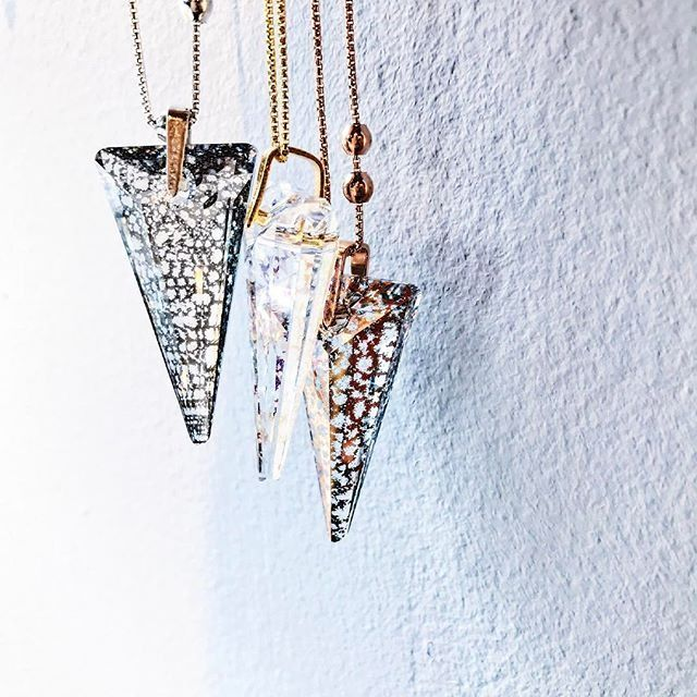 8df4c36b8 ALEX AND ANI Crystal Infusion Necklaces | Sparkle inside and out ...