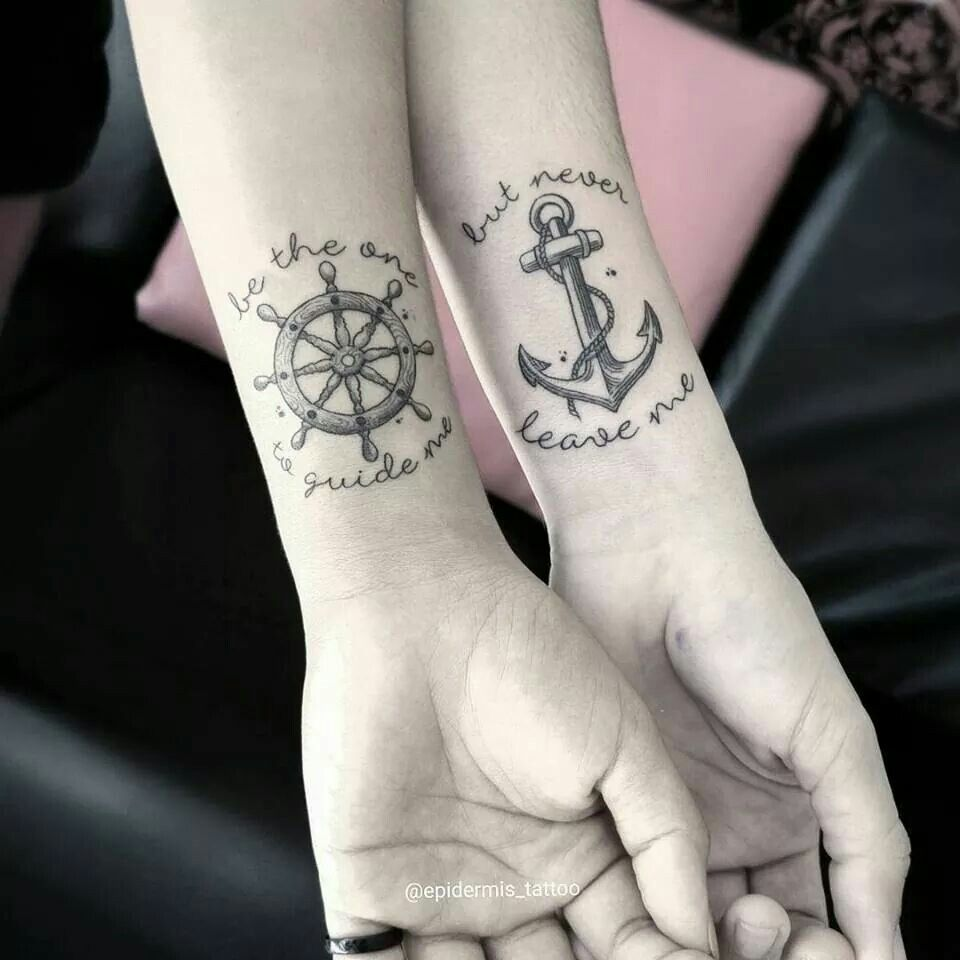 Pin Von Luci Vicol Auf Tattoo For My Fiucer Schwestern Tattoo