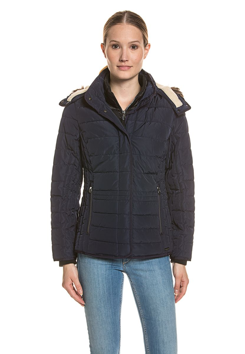 Damen steppjacke tom tailor