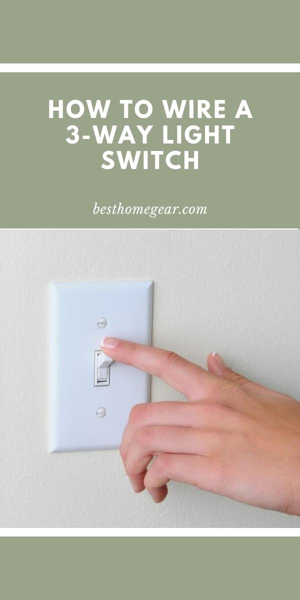 How to Wire a 3 Way Switch ⋆ 3-Way Switch Diagram   DIY ... Adding A Way Switch Wiring on