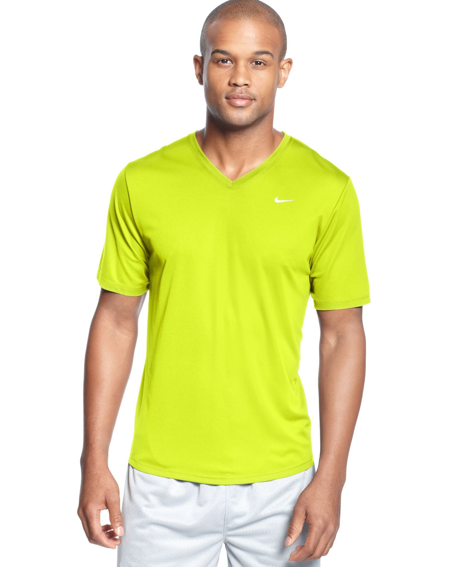 db53231f Nike Challenger V-Neck T-Shirt | Products