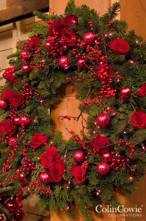 02 17 Rustic Ideas Plum Pretty Sugar Wreaths
