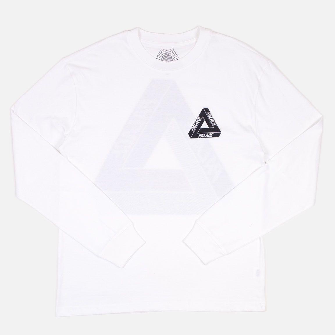 47ffb14f807f Palace Drury Italia Long Sleeve T Shirt - White