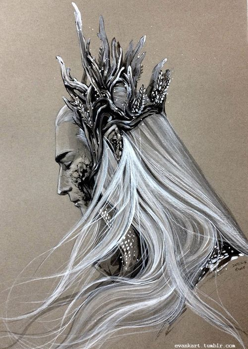 thranduil...from the Hobbit
