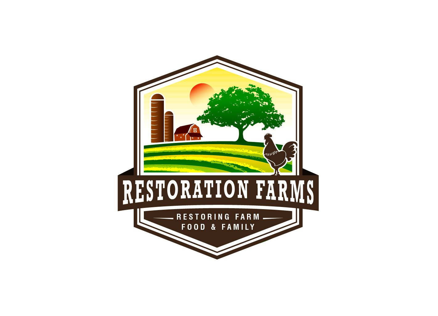 family farm logos logo design design 9357956 submitted to