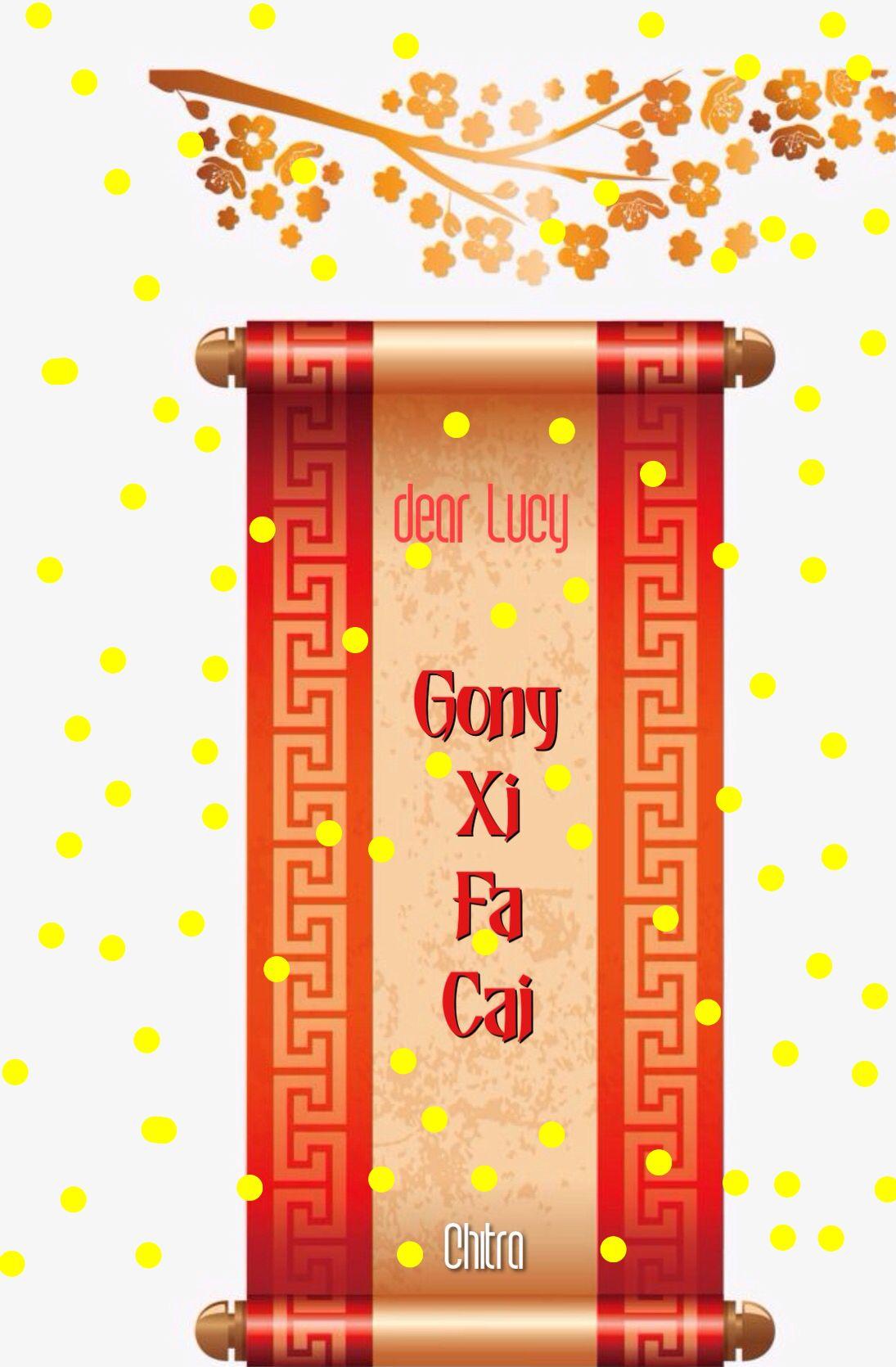 Gambar Personal Wishes CARD Oleh Chitra