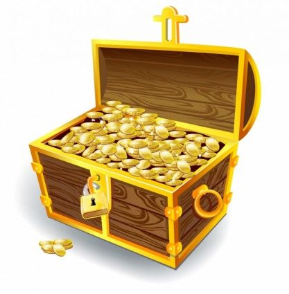 Image result for free treasure chest images