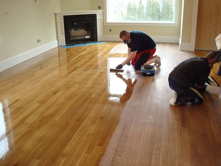 Our Hardwood Flooring Refinishing Services Is The Best In Cleveland, Ohio.  Our Quality Hardwood
