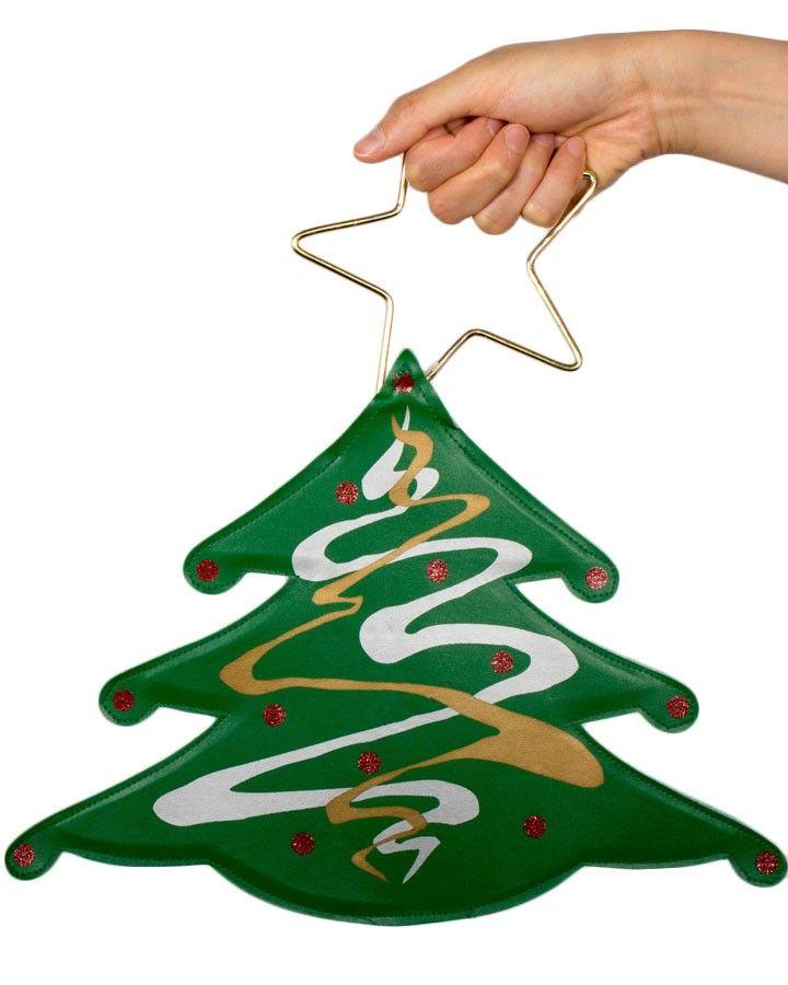 Christmas Tree Handbag