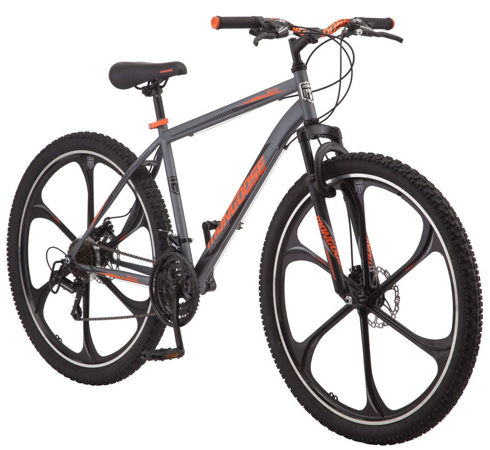 Schwinn Shimano 21 Speed 29 Men S Mongoose Billet Mountain Bike
