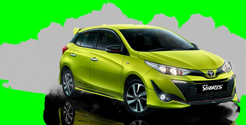 New Yaris 2018 Hotline 0964259898 Toyota