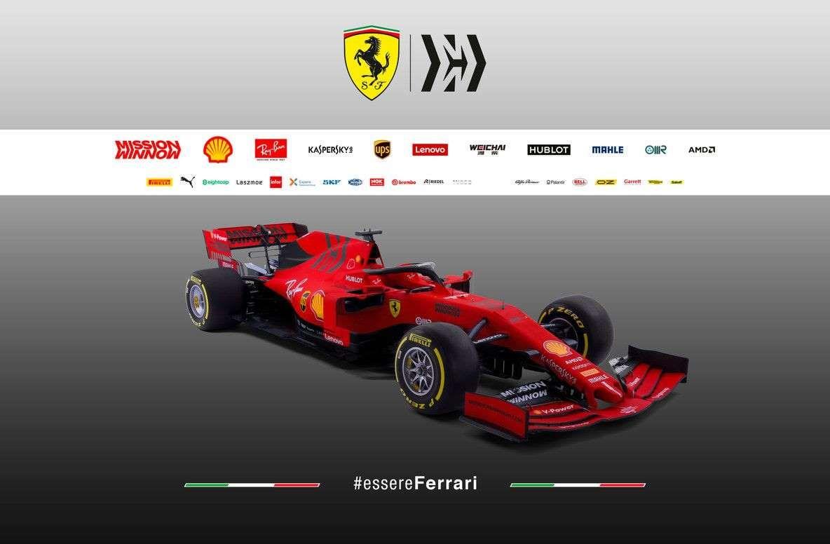 Scuderia Ferrari Sf90 Ferrari Ferrari F1 Ferrari New Ferrari