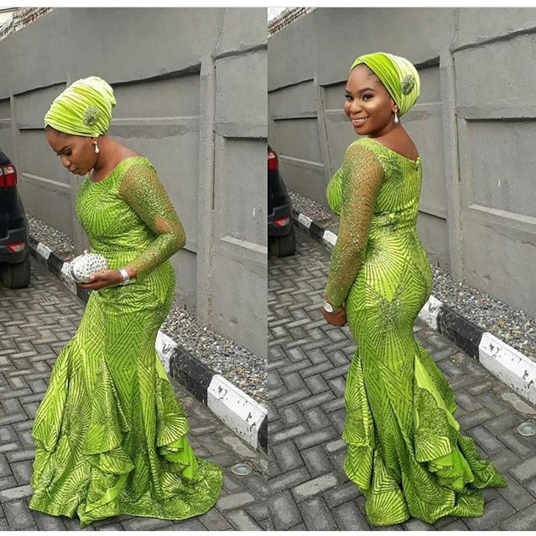 There are several ways to get ourselves beautified later an aso ebi styleNigerian Yoruba dress styles , Even if you are thinking of what to create and execute once an aso ebi style. Asoebi style|aso ebi style|Nigerian Yoruba dress styles|latest asoebi styles} for weekends come in many patterns and designs. #nigeriandressstyles