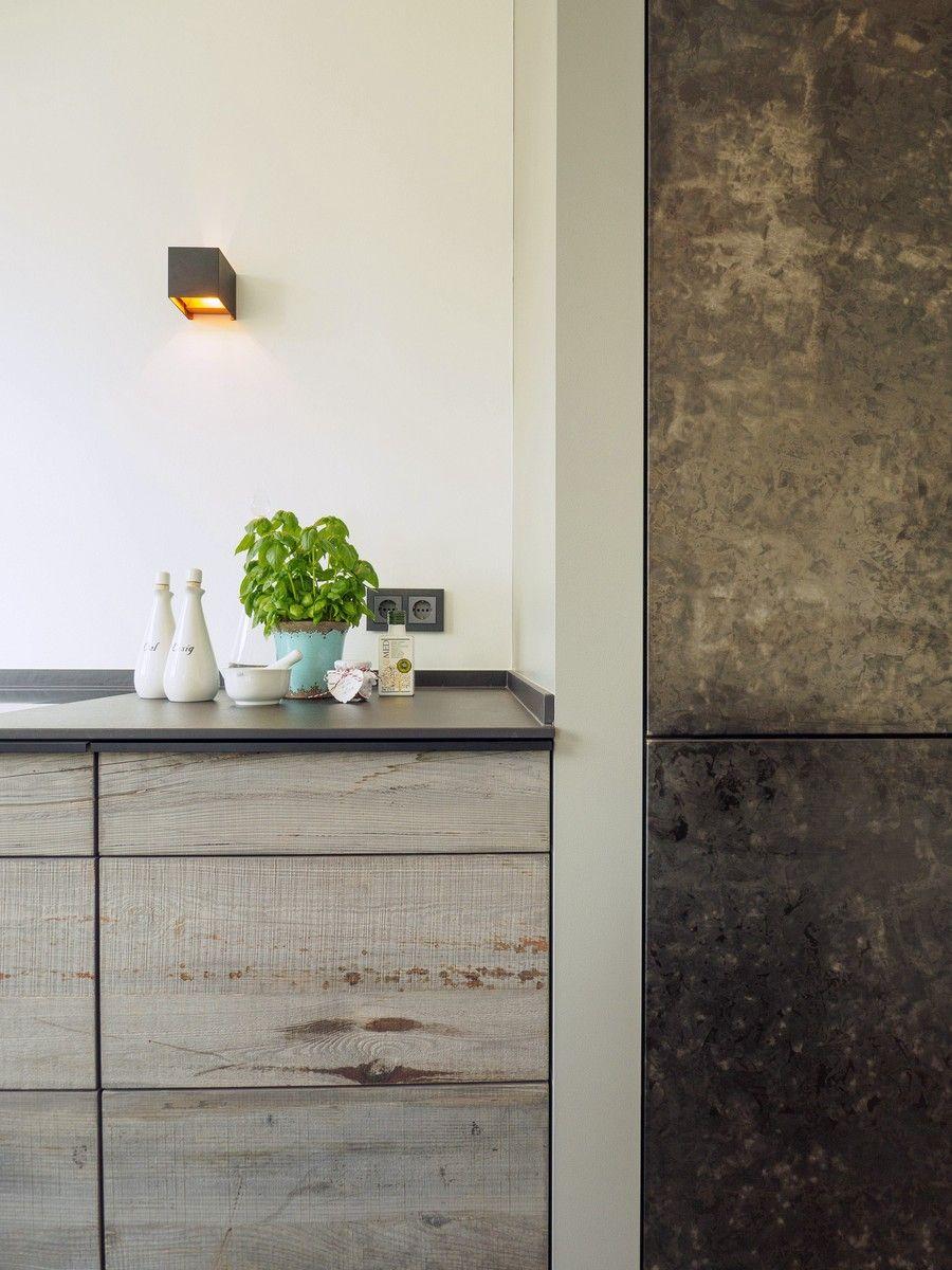 Kueche Exklusiv Design Fronten Holz Furnier Sonnenverbrannt Stahl Keramik Arbeitsplatte Miele 10 Keramik Arbeitsplatte Arbeitsplatte Kuchen Design