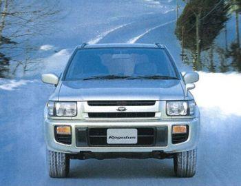 Nissan Terrano Regulus Jr50 1997 2003 Nissan Terrano Nissan Pathfinder Nissan Suvs