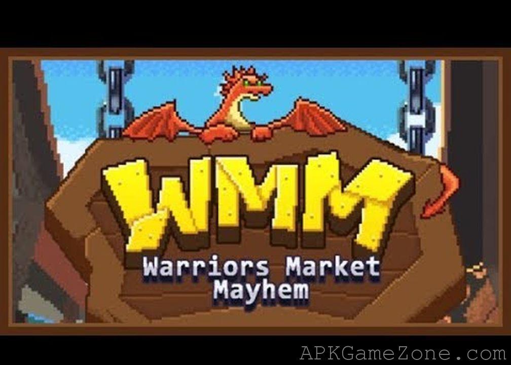 Warriors Market Mayhem Vip Mod Download Apk With Images