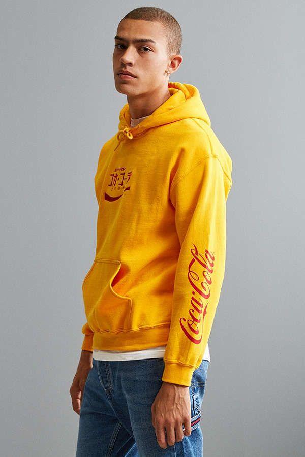 8f47981d67e Coca-Cola Embroidered Hoodie Sweatshirt | Clothes | Sweatshirts ...