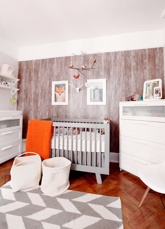 Sophisticated Modern Nautical Nursery: Aimee, Rene And Max's Sweet And Sophisticated Family Home