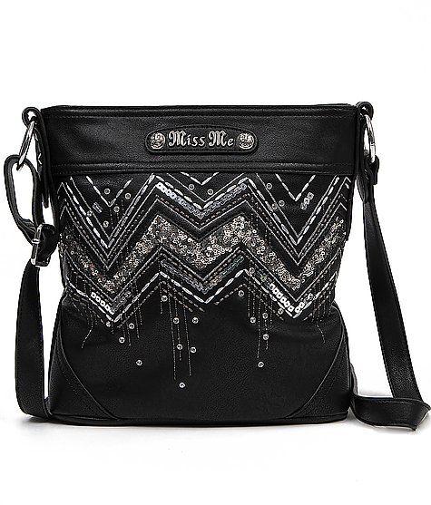 9ae1513e4 Miss Me Southwestern Crossbody Purse - Women's Bags   Buckle ...