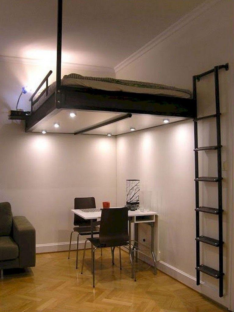 58 Comfy Minimalist Bedroom Decor Ideas Small Rooms Small Room