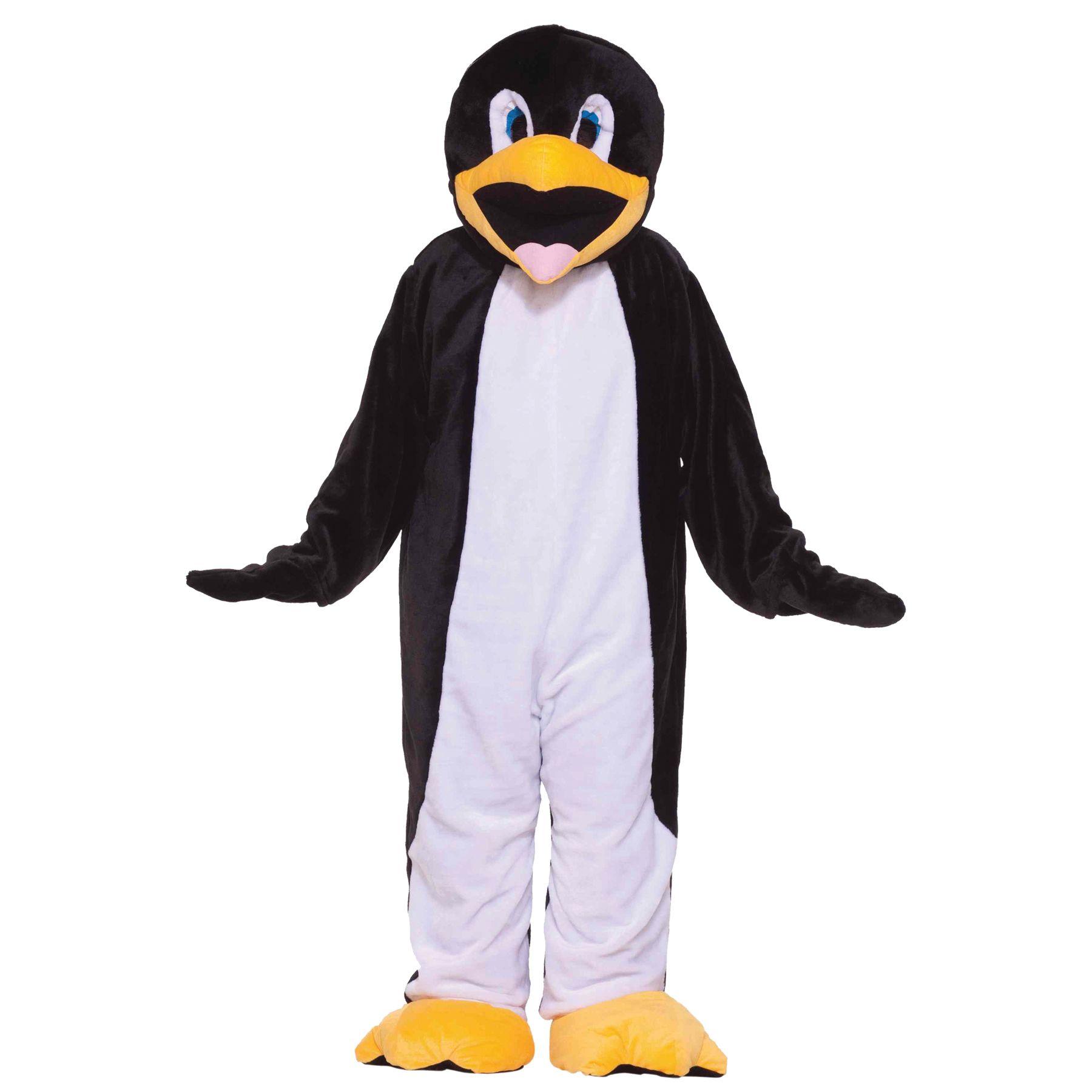 Forum novelties inc adult penguin mascot size one size