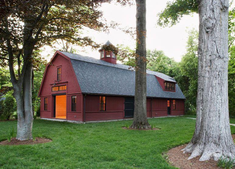 Nashoba Barn DSA Dewing & Schmid Architects Barn
