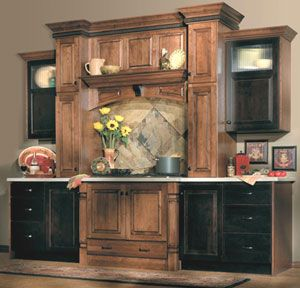 Emejing Rustic Kitchen Cabinets Pictures House Designs