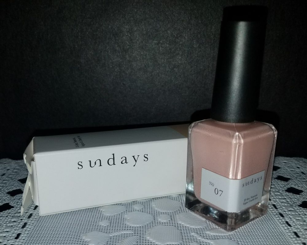 NEW! Pretty SUNDAYS No. 7 NAIL POLISH .47 Fluid Ounce | Pinterest ...