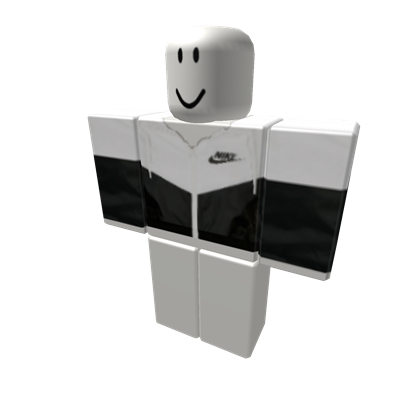 Black And White Nike Jacket Roblox Black And White Nikes