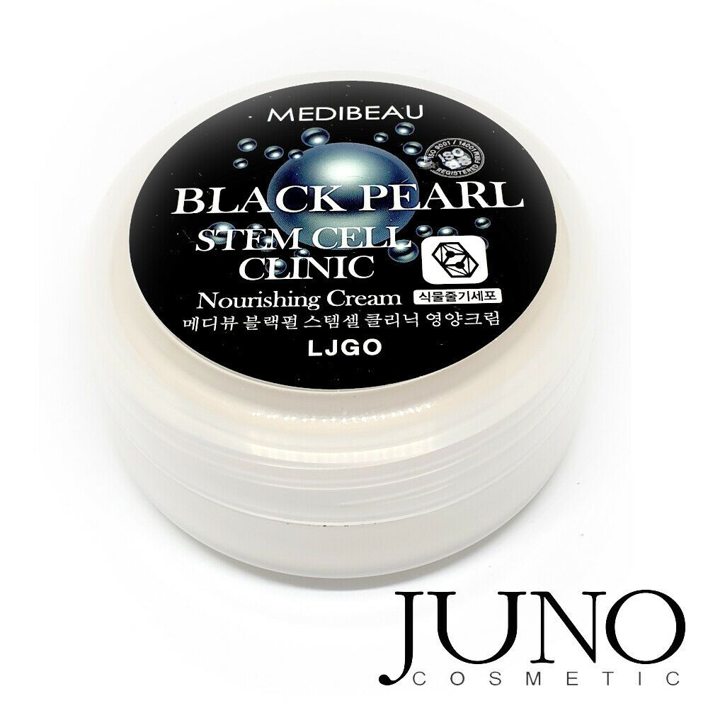 Black Pearl Stem Cell Clinic Nourishing Cream 100g Made In Korea