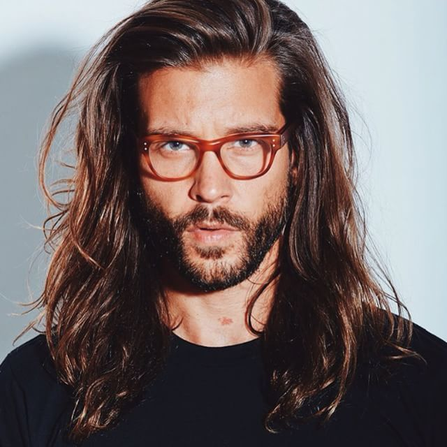 beard styles for men with long hair untitled hair hair beard styles hair styles 8867 | 562da1fc69bb7992a8dafecc3bb85bed