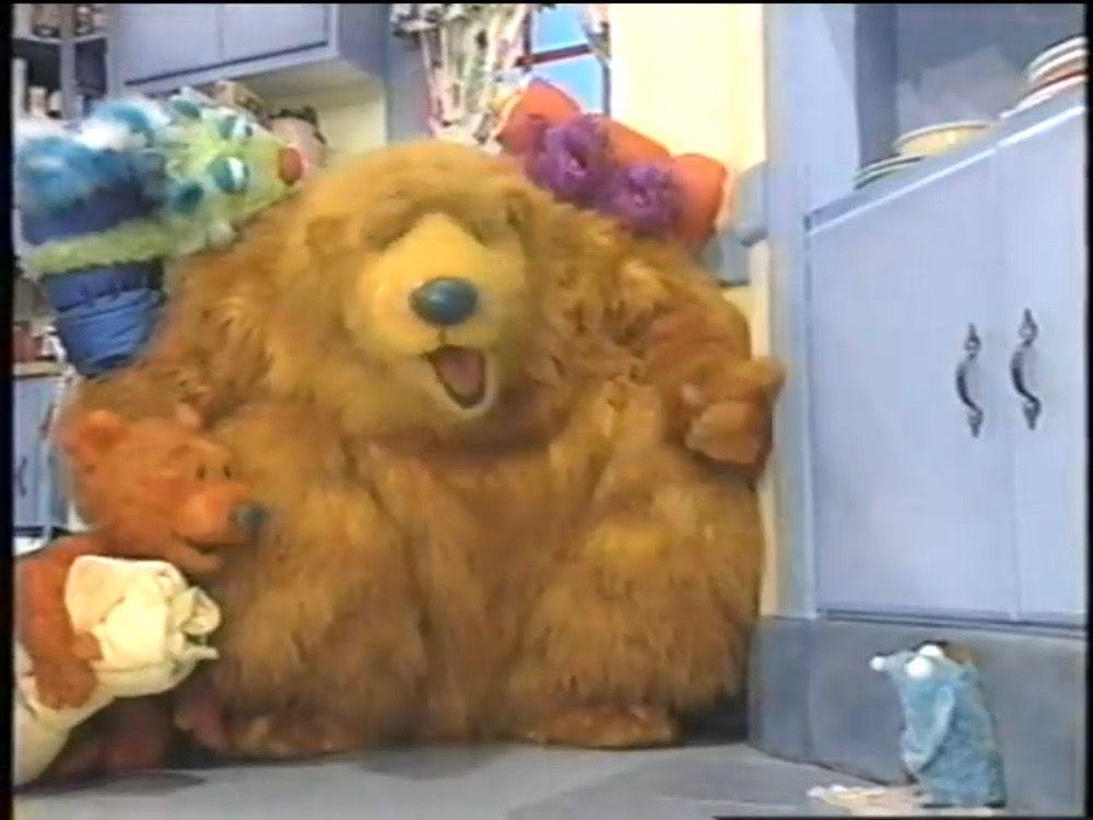 Bear Big Blue House Disney Bear Kids Movies
