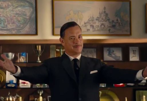Tom Hanks As Walt Disney In Saving Mr Banks Trailer Posted 6 Hours Ago In Film Video By Jon Eckert Tom Hanks New Disney Movies Saving Mr Banks Tom Hanks