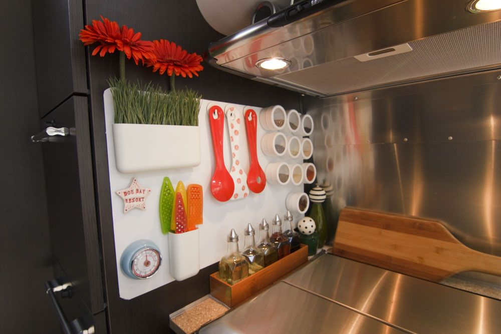 Rv Organization Accessories Organization In My Airstream Kitchen  My Blog J5Mm  Pinterest