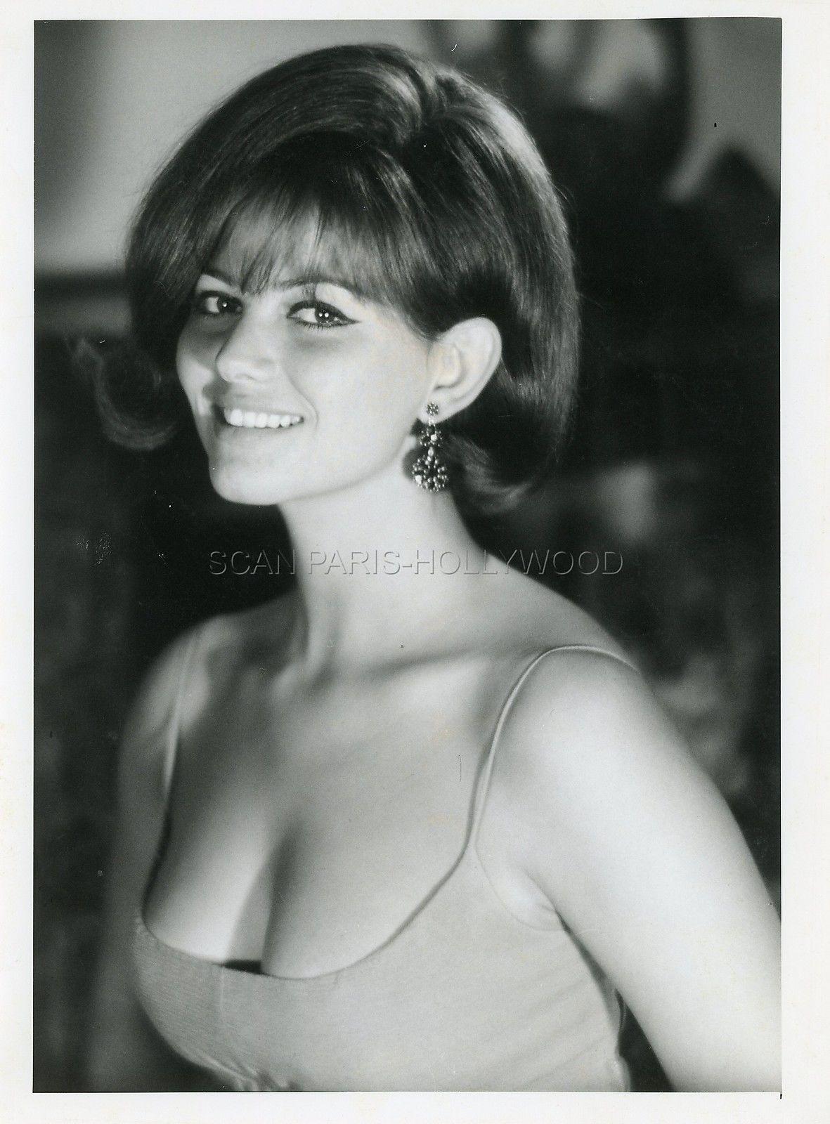 Claudia Cardinale (born 1938 (born and raised in Tunis, Tunisia