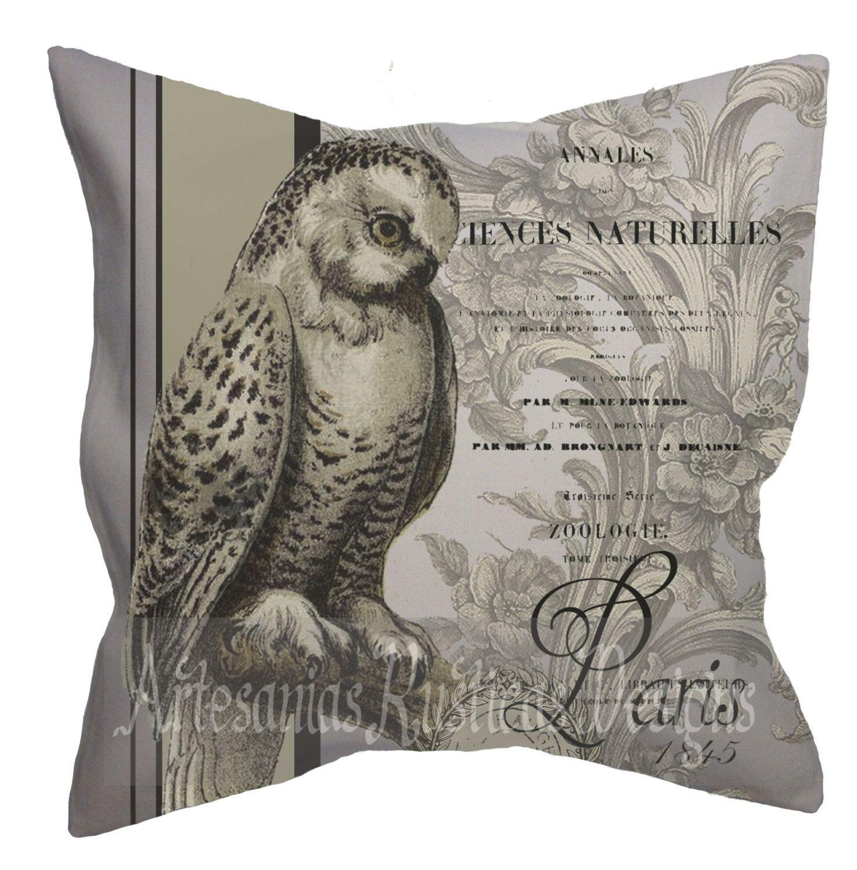 This pillow cover is an artesanias rústicas inhouse graphic design