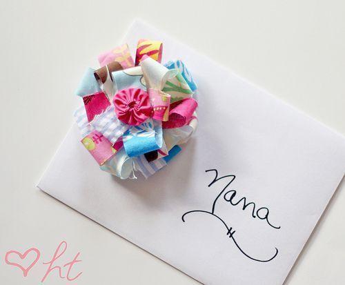 Fabric Bows Tutorial #fabricbowtutorial Fabric Bows Tutorial Verbinden glücklic…