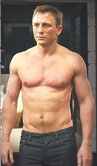 7260647dfc James Bond Daniel Craig Body, Daniel Craig Workout, Daniel Craig James