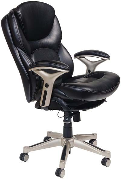 Top 10 Best Ergonomic Office Chairs In 2020 Reviews Office Chair Leather Office Chair Best Ergonomic Office Chair